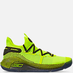 e1695b28fd97 Men s Under Armour Curry 6 Basketball Shoes