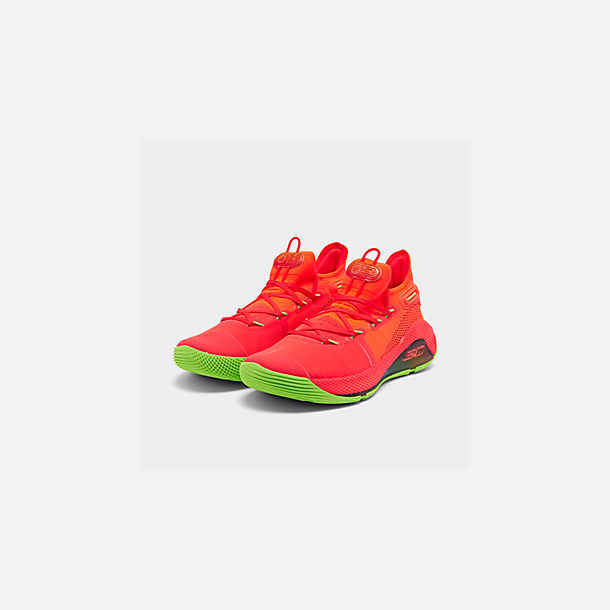 d7b58b1817 Men's Under Armour Curry 6 Basketball Shoes
