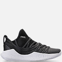 Boys' Big Kids' Under Armour Curry 5 Basketball Shoes