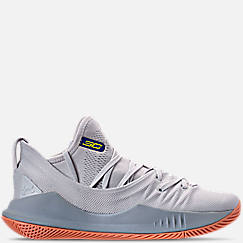 Boys' Grade School Under Armour Curry 5 Basketball Shoes