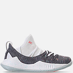 Boys' Preschool Under Armour Curry 5 Basketball Shoes
