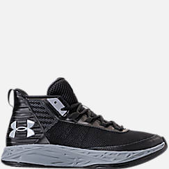 Boys' Grade School Under Armour Jet 2018 Basketball Shoes
