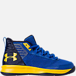 Boys' Preschool Under Armour Jet 2018 Basketball Shoes