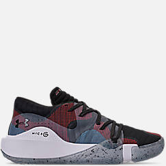 Men's Under Armour UA Anatomix Spawn Low Basketball Shoes