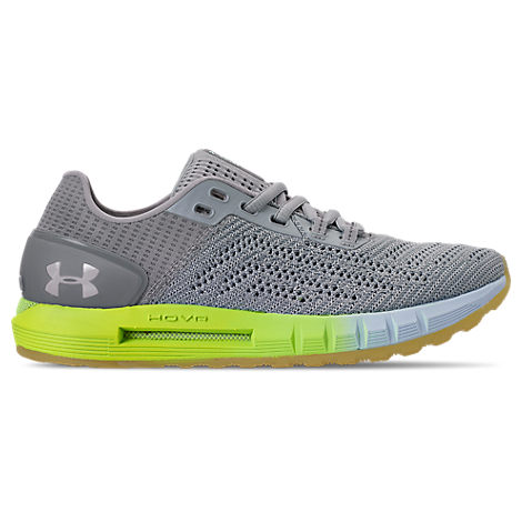 Under Armour WOMEN'S HOVR SONIC 2 RUNNING SHOES, YELLOW/GREY
