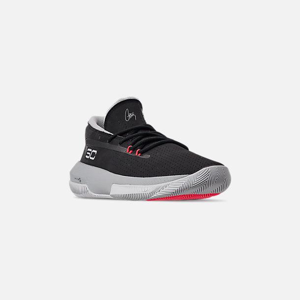 new concept a9802 8e700 Big Kids' Under Armour SC 3ZER0 III Basketball Shoes