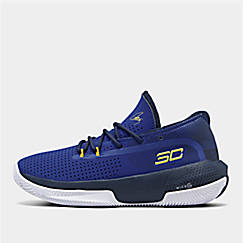 Big Kids' Under Armour SC 3ZER0 III Basketball Shoes