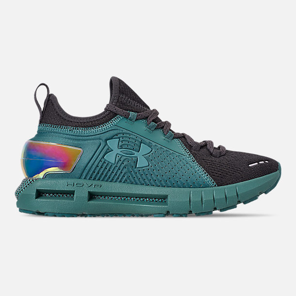 7419e337e100 Right view of Women s Under Armour HOVR Phantom SE MD Running Shoes in Aure  Teal