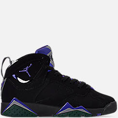 Big Kids' Air Jordan Retro 7 Basketball Shoes