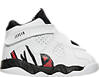 Boys' Toddler Jordan Retro 8 Basketball Shoes