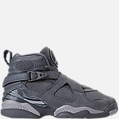 Kids' Grade School Air Jordan Retro 8 Basketball Shoes