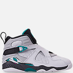Kids' Preschool Air Jordan Retro 8 Basketball Shoes