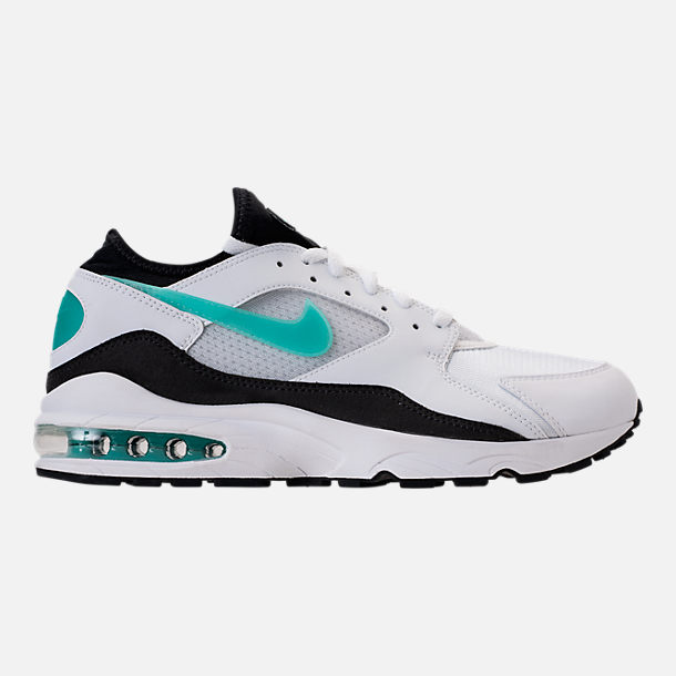 Right view of Men's Nike Air Max 93 Casual Shoes
