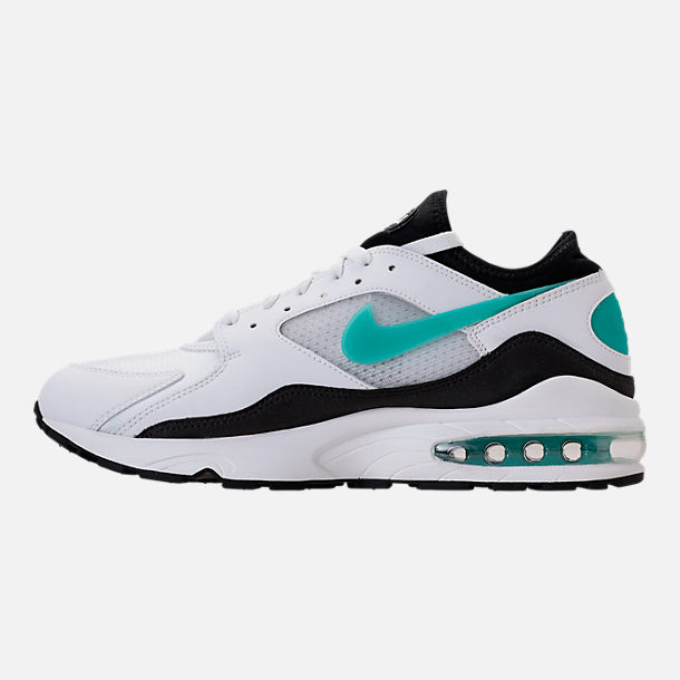 Left view of Men's Nike Air Max 93 Casual Shoes