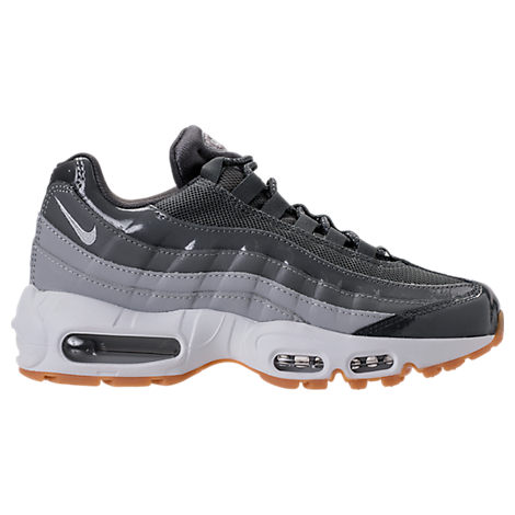 WOMEN'S AIR MAX 95 CASUAL SHOES, GREY