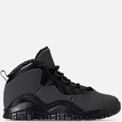 Kids' Preschool Air Jordan Retro 10 Basketball Shoes