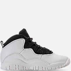 Kids' Preschool Air Jordan Retro 10 Basketball Shoes