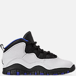 Little Kids  Air Jordan Retro 10 Basketball Shoes 817b71eb33