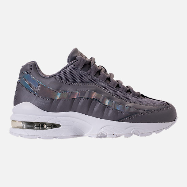 Right view of Girls  Big Kids  Nike Air Max 95 Casual Shoes e3e9f164a