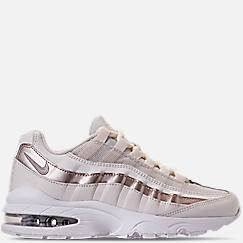 5aabe0454a5 Girls  Big Kids  Nike Air Max 95 Casual Shoes