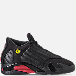 Kids' Preschool Air Jordan Retro 14 Basketball Shoes
