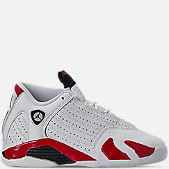 Little Kids' Air Jordan Retro 14 Basketball Shoes