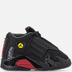 Kids' Toddler Air Jordan Retro 14 Basketball Shoes
