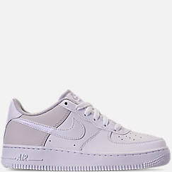 Girls' Big Kids' Nike Air Force 1 Low Casual Shoes