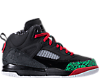 Black/Varsity Red/Classic Green
