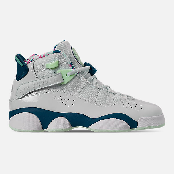 best website 329d3 f3649 Girls' Big Kids' Jordan 6 Rings Basketball Shoes