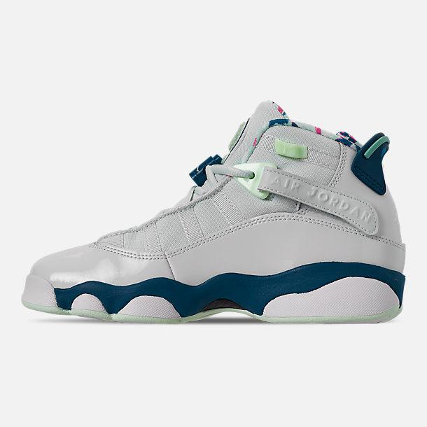best website ee435 1b69b Girls' Big Kids' Jordan 6 Rings Basketball Shoes