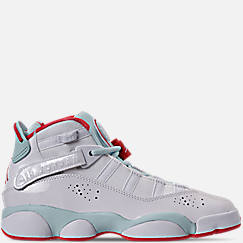 Girls' Big Kids' Jordan 6 Rings Basketball Shoes