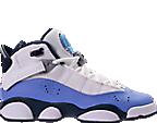 Girls' Grade School Jordan 6 Rings (3.5y-9.5y) Basketball Shoes