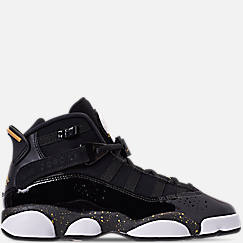 4bb01f16a92a47 Big Kids  Jordan 6 Rings Basketball Shoes