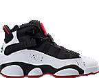 Boys' Grade School Jordan 6 Rings Basketball Shoes