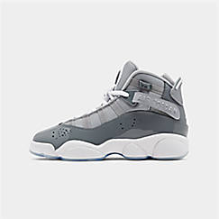 89a03790a Big Kids  Jordan 6 Rings Basketball Shoes
