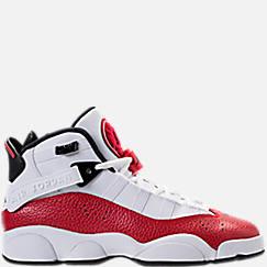 Big Kids' Jordan 6 Rings Basketball Shoes