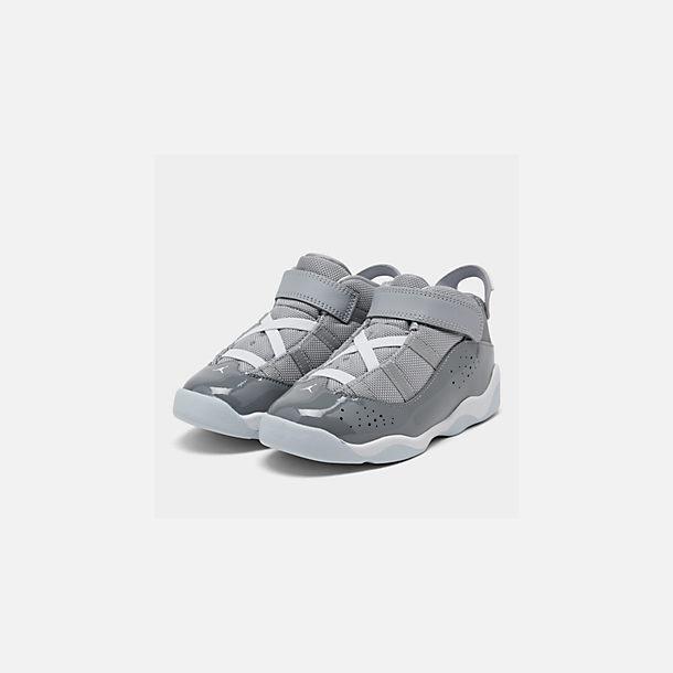 big sale ba372 b2b8c Boys' Toddler Air Jordan 6 Rings Basketball Shoes