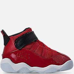 Boys' Toddler Air Jordan 6 Rings Basketball Shoes