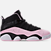 Black/Pink Foam/Anthracite/White