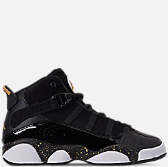 adc8e8a60419d0 Boys  Little Kids  Air Jordan 6 Rings Basketball Shoes
