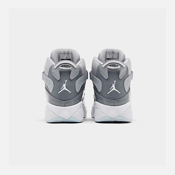 outlet store 6c7c4 9230e Boys' Little Kids' Air Jordan 6 Rings Basketball Shoes