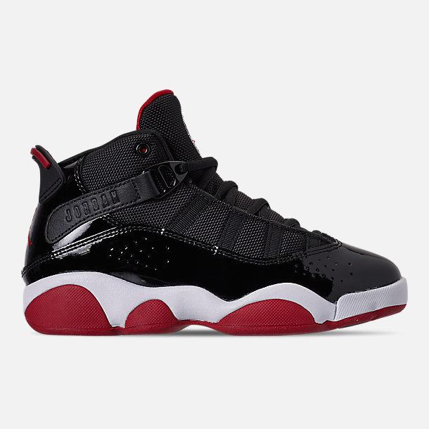 outlet store a5212 3c778 Boys' Little Kids' Air Jordan 6 Rings Basketball Shoes