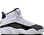 Boys' Preschool Air Jordan 6 Rings Basketball Shoes
