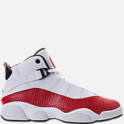 Boys' Preschool Air Jordan 6 Rings Basketball Shoes