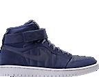 Men's Air Jordan Retro 1 High Strap Basketball Shoes
