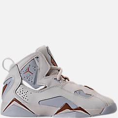 Girls' Grade School Jordan True Flight (3.5y-9.5y) Basketball Shoes