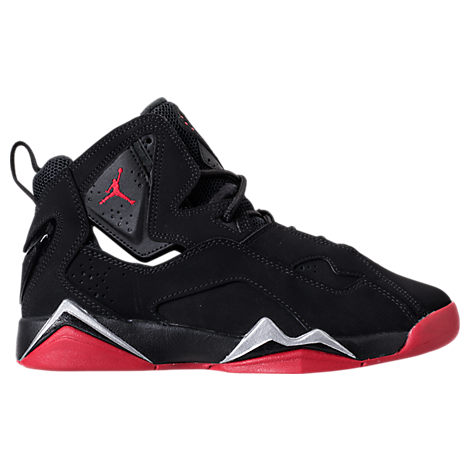 jordan kids true flight basketball shoes