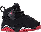 Boys' Toddler Jordan True Flight Basketball Shoes