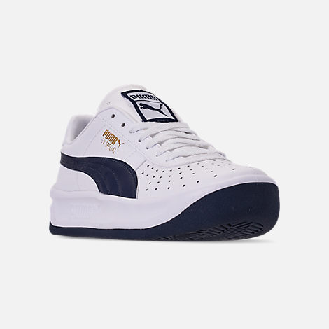 a3aa0d51bf3 Three Quarter view of Boys  Big Kids  Puma The GV Special Casual Shoes in